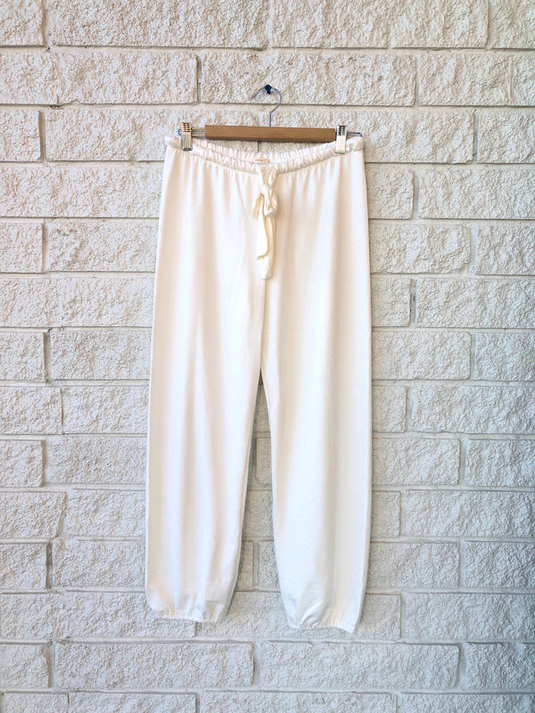 WINTER HEATHER THE CROPPED PANT