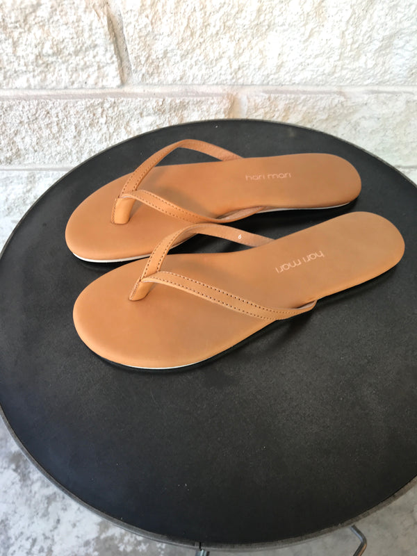 THE MARI SANDAL -NATURAL