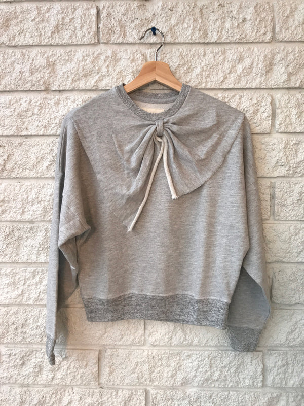 THE BOW SWEATSHIRT