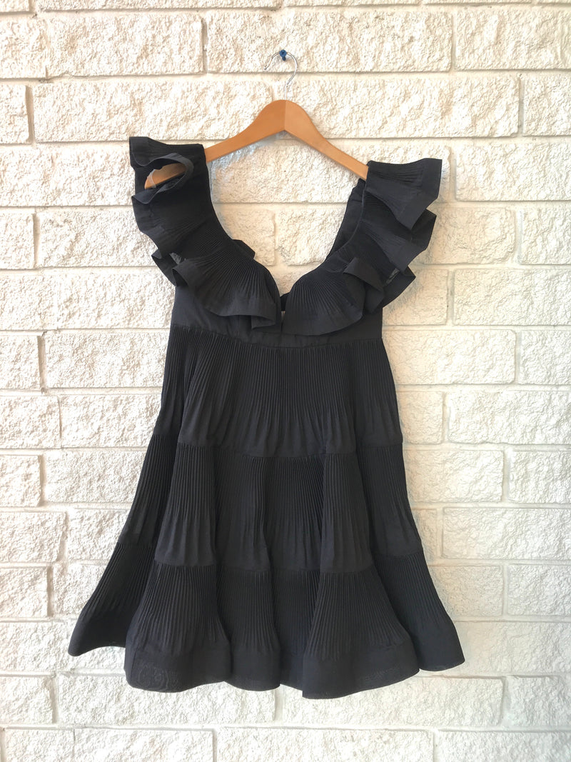 THE LOVESTRUCK PLEATED MINI