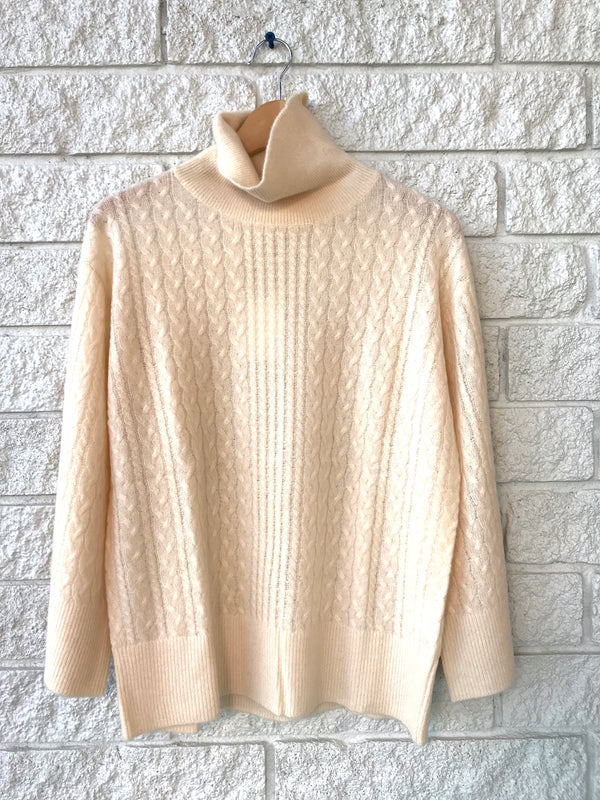 CEDRIC TURTLENECK SWEATER