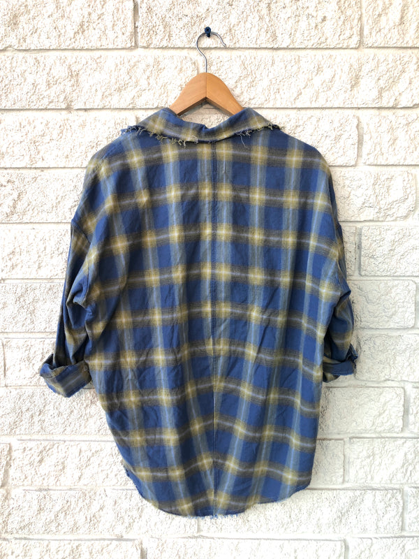 DIEGO PLAID TWILL