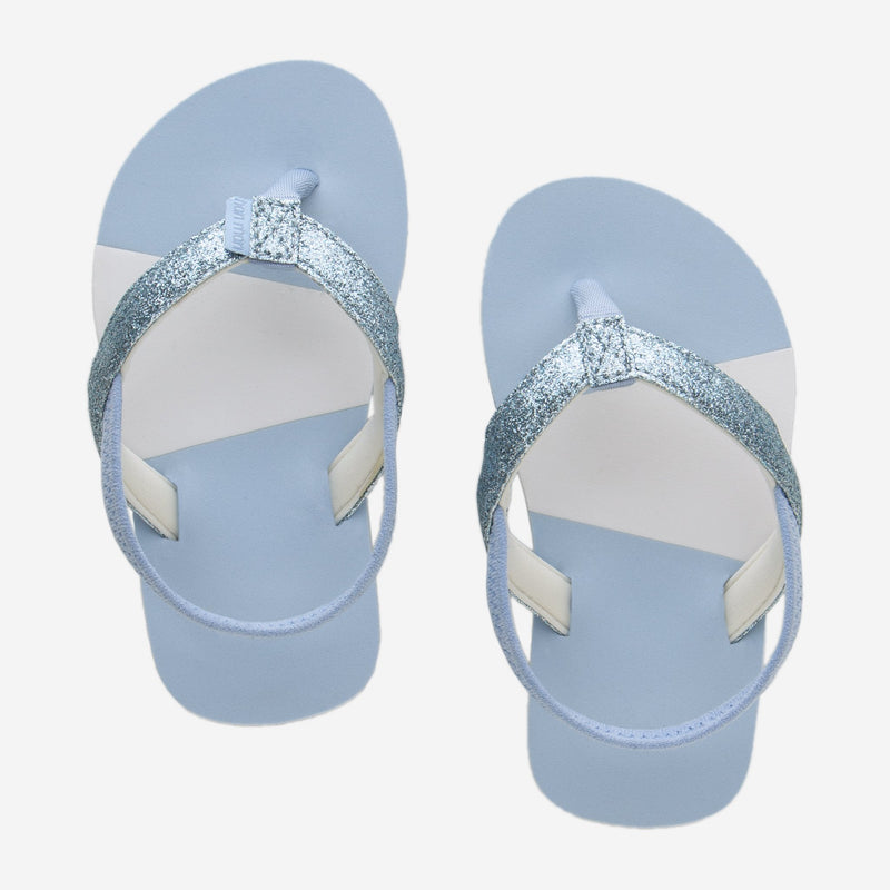 GIRLS MEADOWS ASANA GLITTER SANDAL