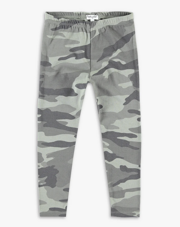 Girl Camo Leggings