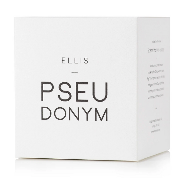 ELLIS TERRIFIC SCENTED CANDLE-PSEUDONYM