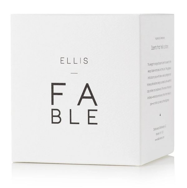 ELLIS TERRIFIC SCENTED CANDLE-FABLE