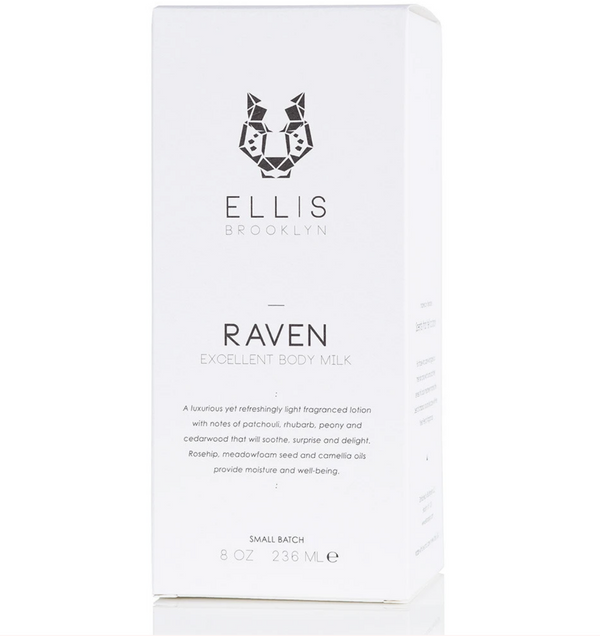 ELLIS EXCELLENT BODY MILK-RAVEN