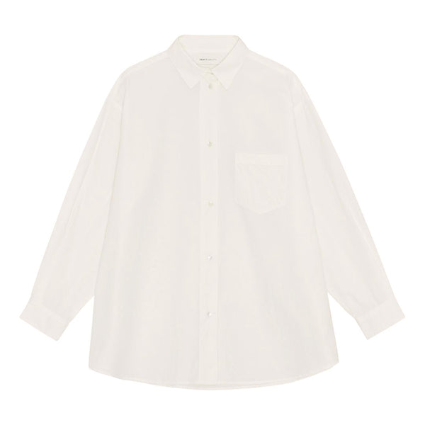Skall Studio Edgar Shirt Shirt Light Cream
