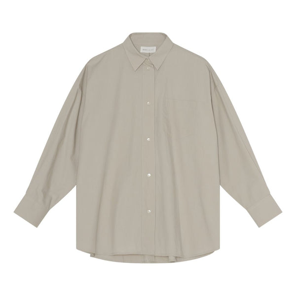 Skall Studio Edgar Shirt Shirt Light Grey