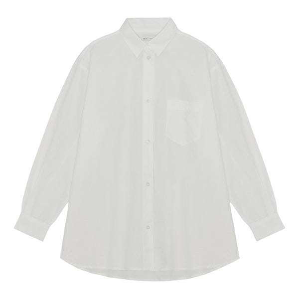 Skall Studio Edgar Shirt Shirt Optic White