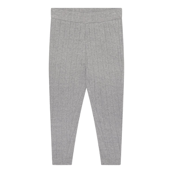 Skall Studio Musling Edie Leggings - Musling Leggings Grey Melange