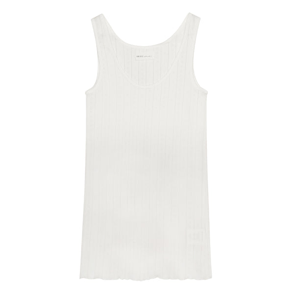 Skall Studio Edie Top Top Off-White