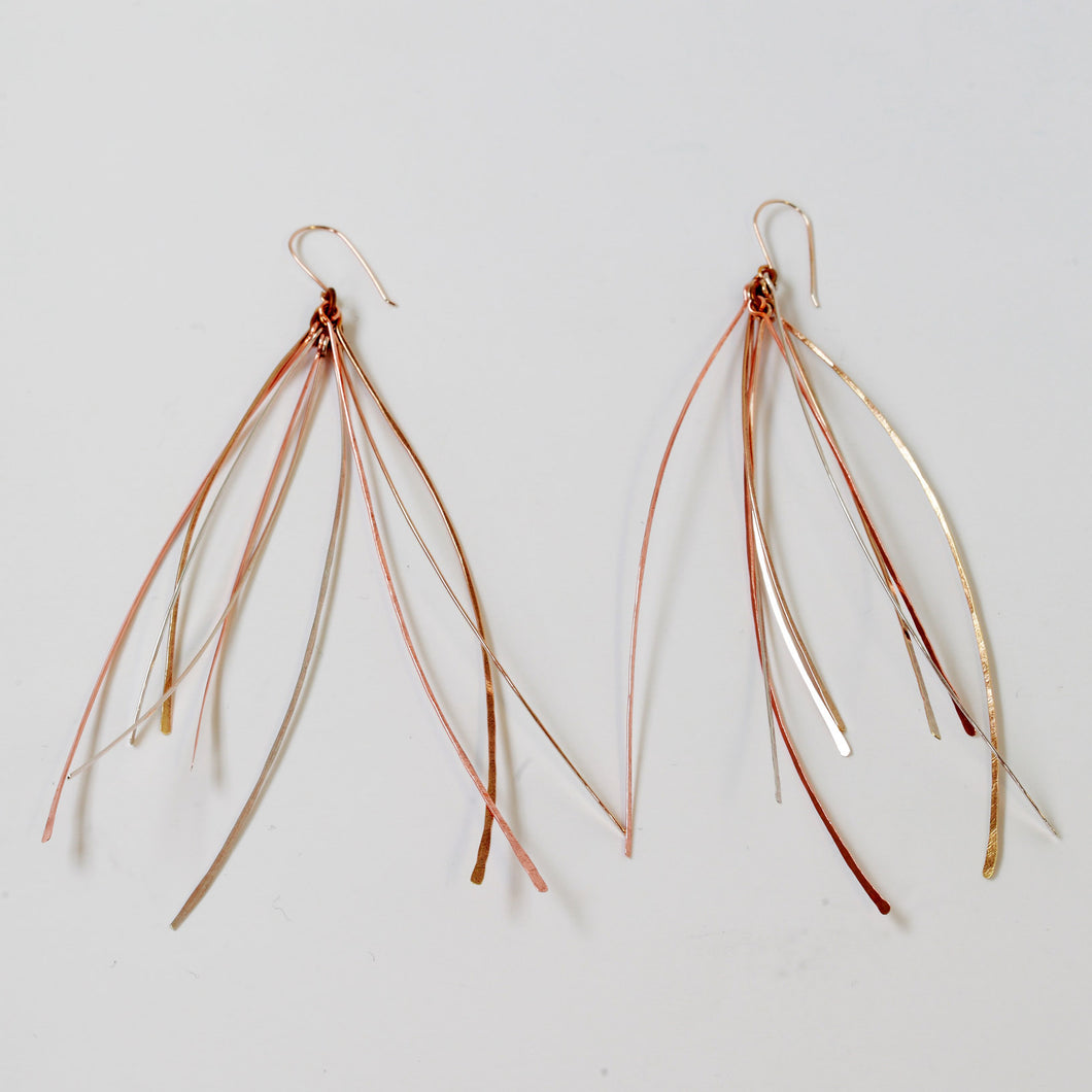 Protea Earrings