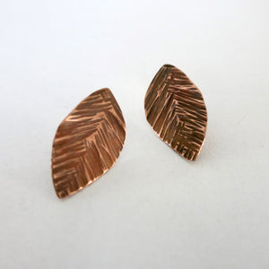 Little Leaf Studs