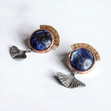Load image into Gallery viewer, Sodalite Earrings