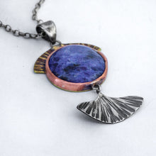 Load image into Gallery viewer, Sodalite Pendant