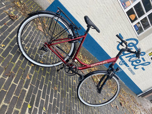 Becykel Custom City Candy Apple Red