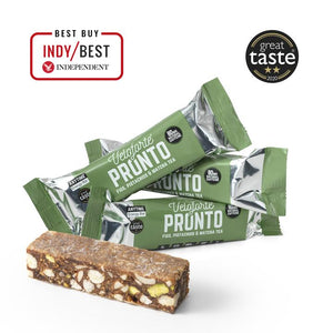 Veloforte 100% Natural Energy Bars