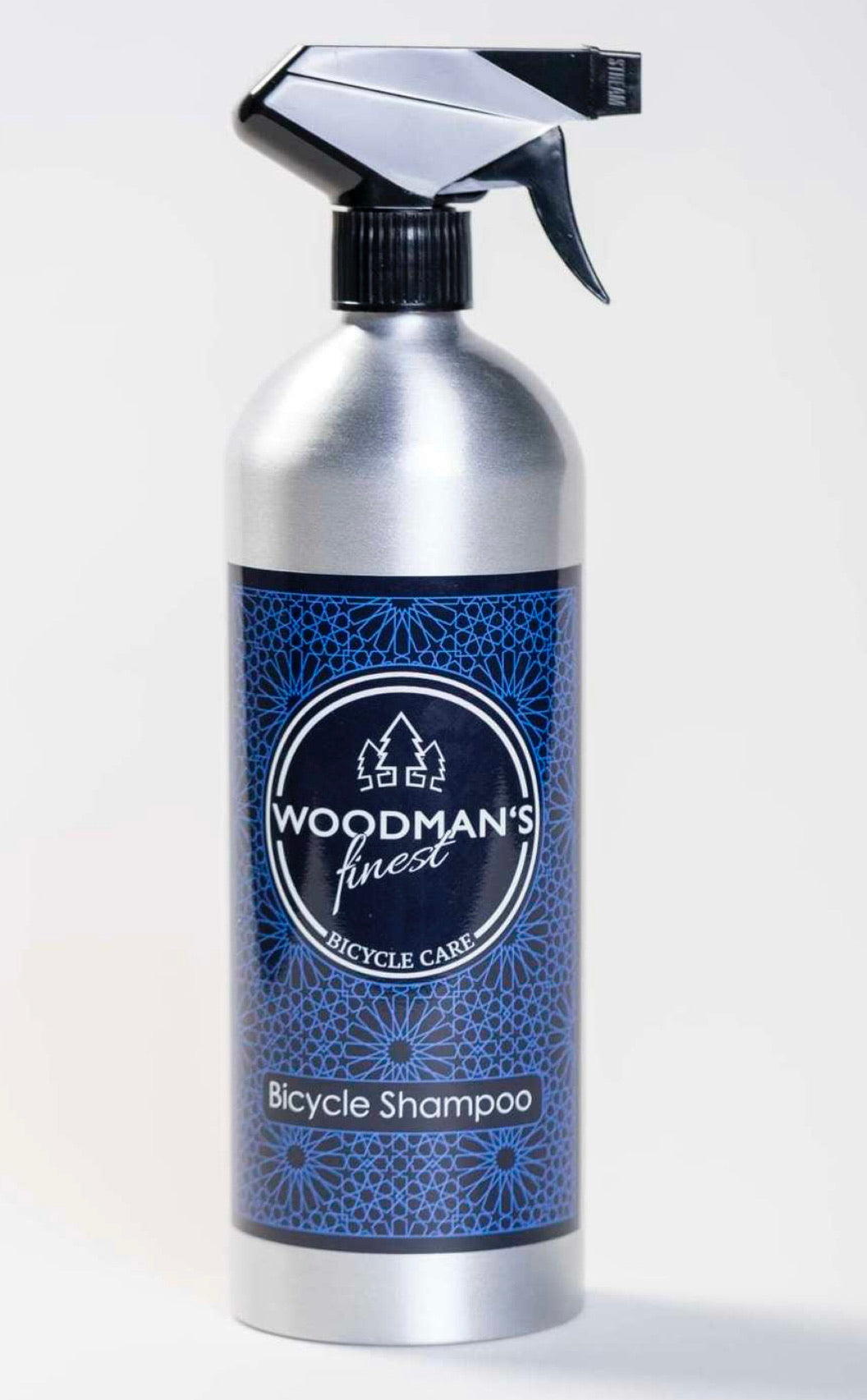 Woodman's Finest Bike Shampoo 1l sproeifles