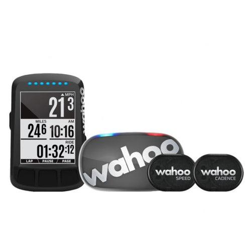 Wahoo Elemnt Bolt Stealth Bundle
