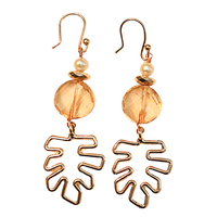 Tropi-gal earrings