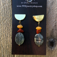 Brie earrings