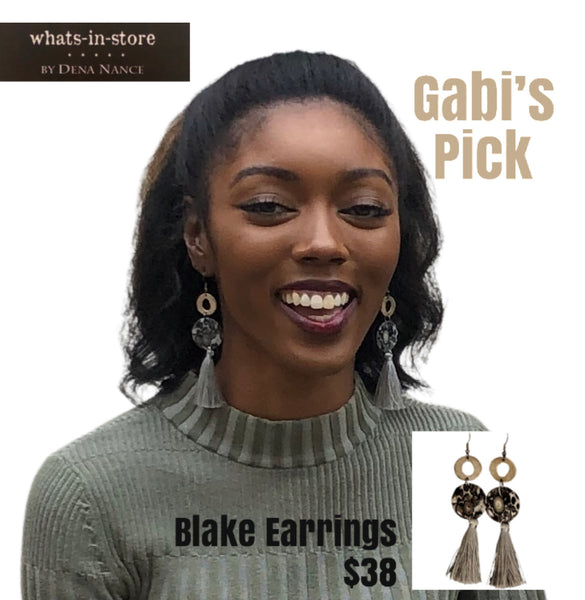 Blake earrings