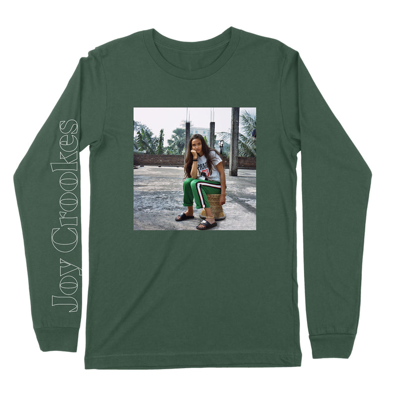 Reminiscence Forest Green Long Sleeve