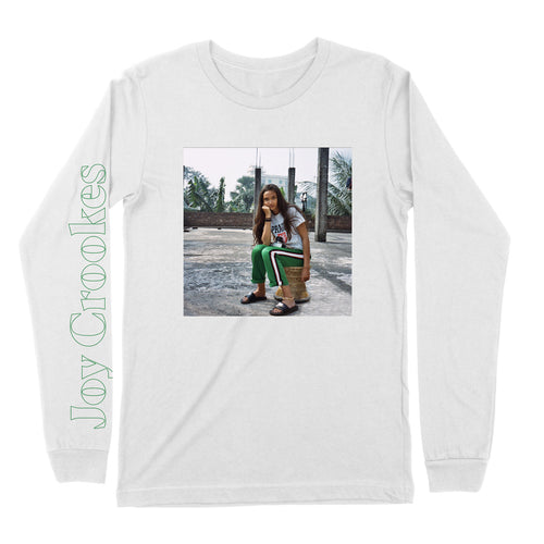 Reminiscence White Long Sleeve