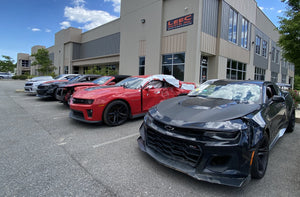 Used Camaro SS ZL1 Parts