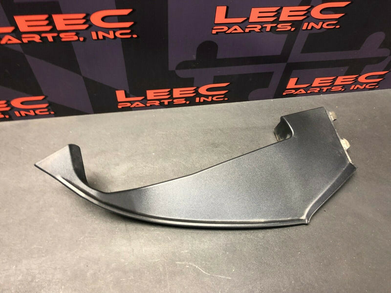2008 INFINITI G37 SPORT G37S OEM REAR DRIVER TRIM COVER PANEL