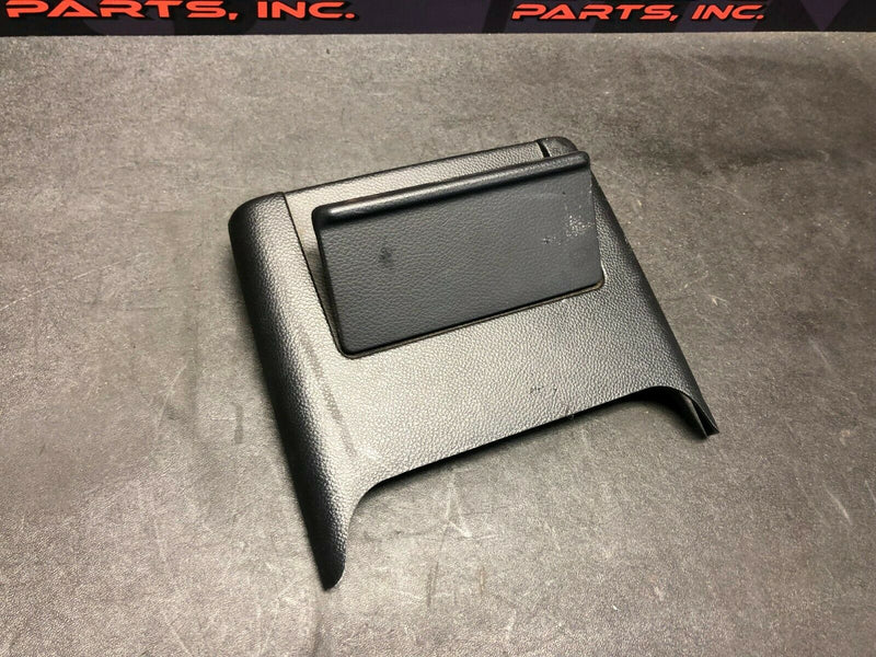 2008 INFINITI G37S G37 SPORT COUPE OEM REAR CENTER CONSOLE ASH TRAY