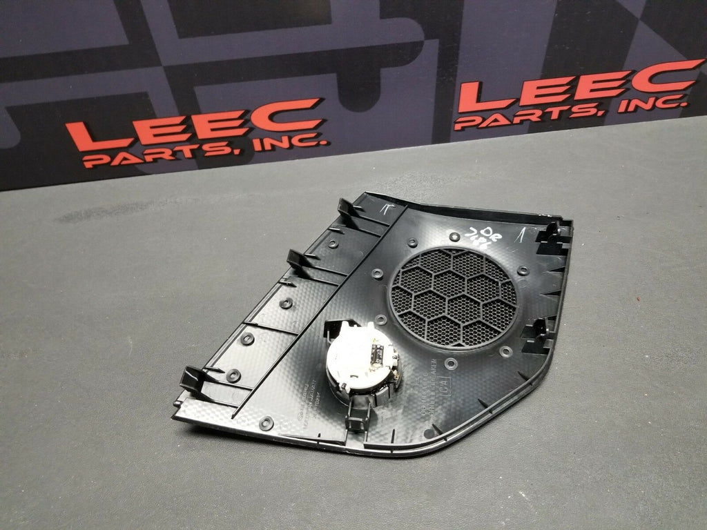 2014 SCION FRS FR-S SUBARU BRZ OEM RH DRIVER SPEAKER COVER W/ TWEETER
