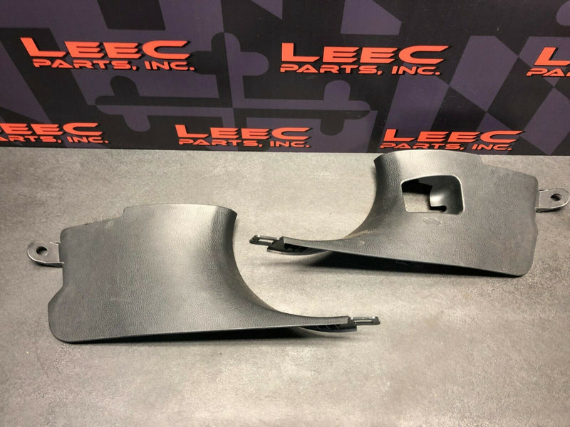 2015 SUBARU BRZ SCION FRS OEM LOWER KICK PANELS DRIVER PASSENGER