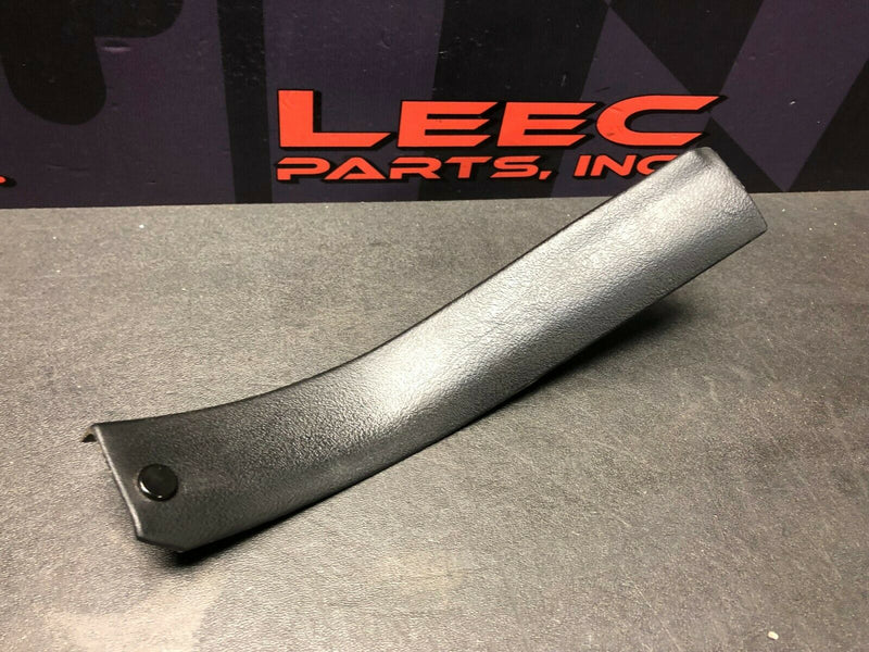 2002 CORVETTE C5 Z06 OEM LH DRIVER DASH TRIM SIDE PANEL COVER