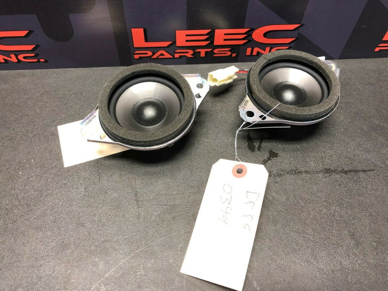 2019 SUBARU BRZ FRS 86 OEM REAR SPEAKERS SPEAKER SET RH LH 1K