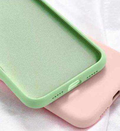 Case protector de Silicona para iPhone