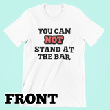 Bartender Corona Bitch Tee-Kween Tees-Front Only-Small-White-Kween Tees