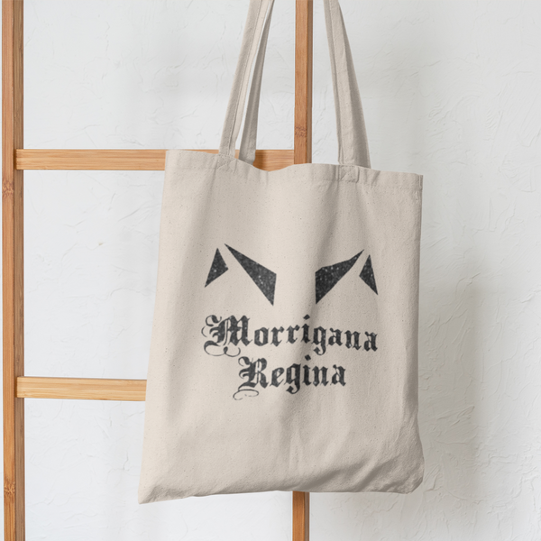 Morrigana Brows Merch Tote-tote-Kween Tees-Kween Tees