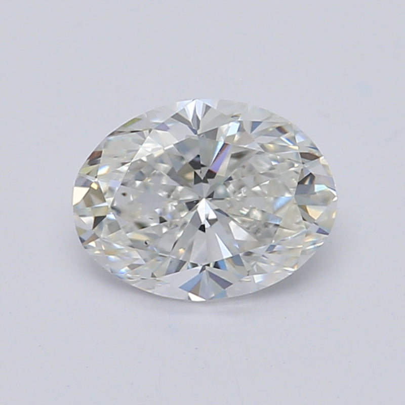 0.5-CARAT Oval DIAMOND