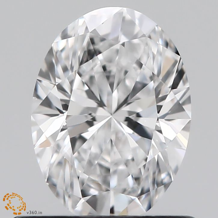 0.6-CARAT Oval DIAMOND