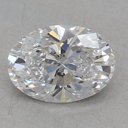 0.63-CARAT Oval DIAMOND