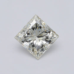0.77-CARAT Princess DIAMOND