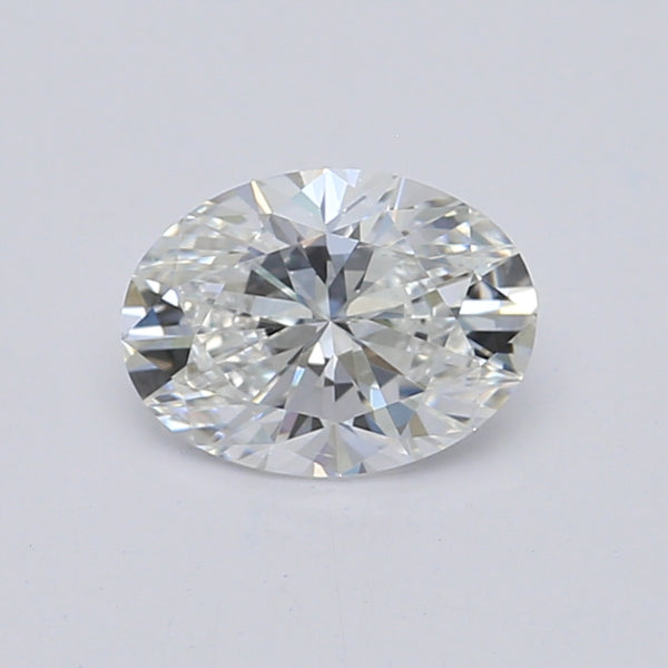 0.38-CARAT Oval DIAMOND