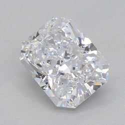 1.01-CARAT RADIANT DIAMOND