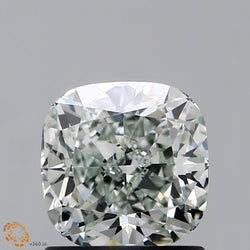 1.11-CARAT Cushion DIAMOND