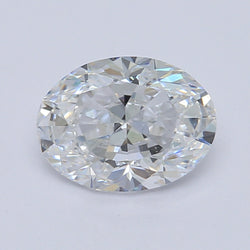 0.65-CARAT Oval DIAMOND