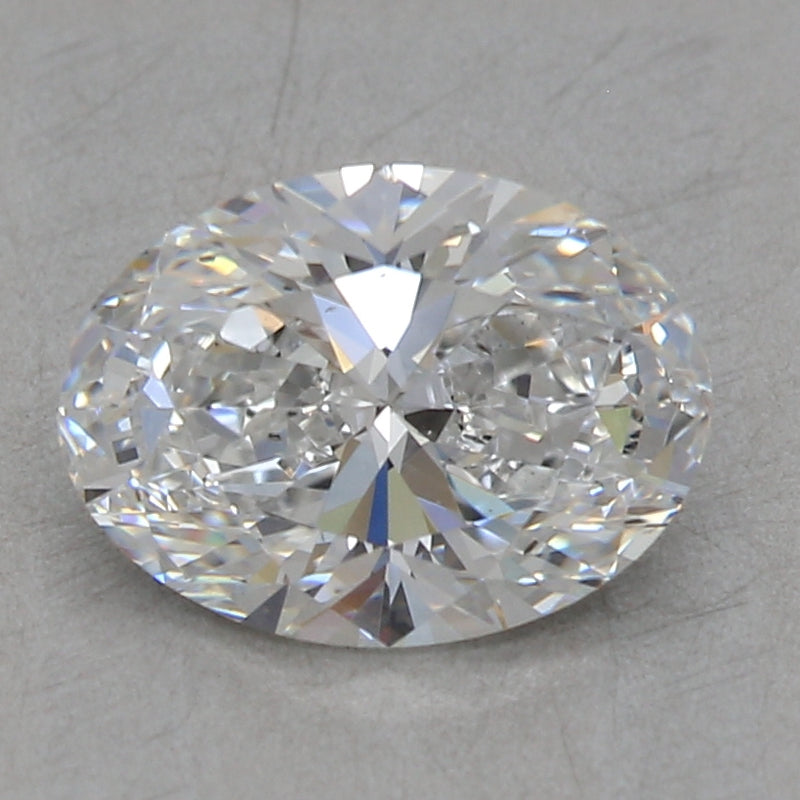 1.01-CARAT Oval DIAMOND
