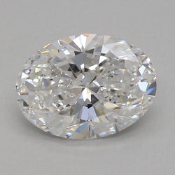 0.8-CARAT Oval DIAMOND