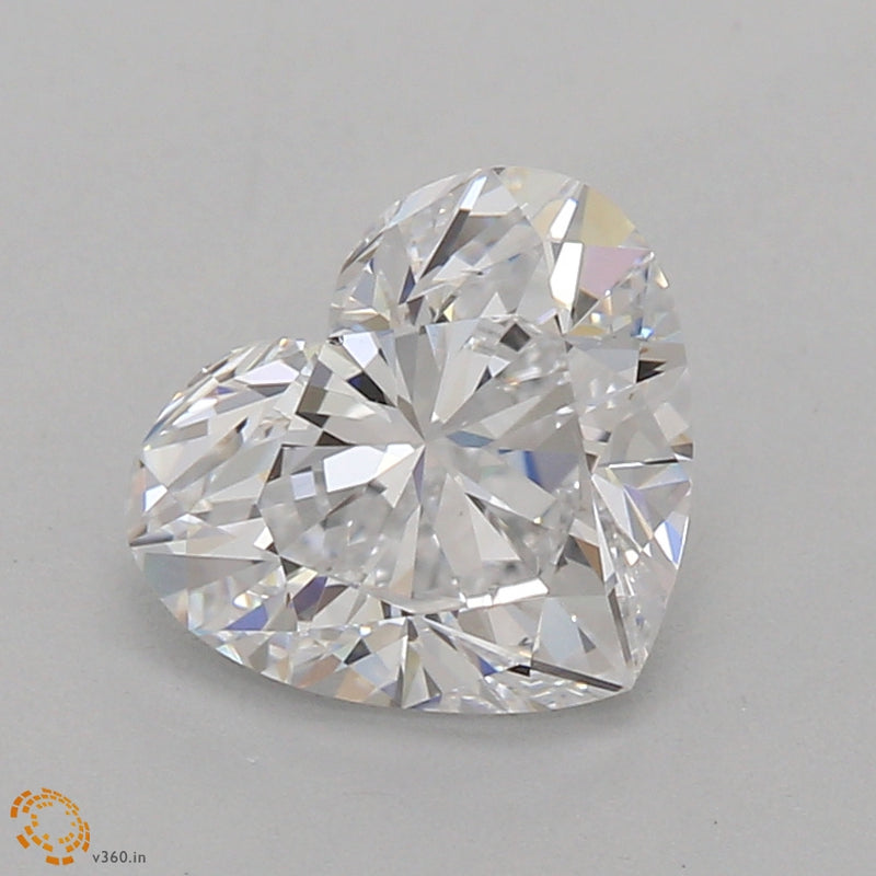 1.01-CARAT Heart DIAMOND